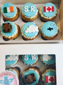 Leaving cupcakes